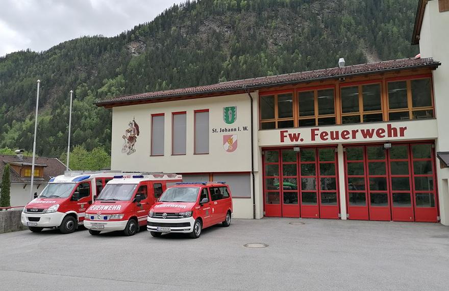 Gerätehaus St. Johann im Walde